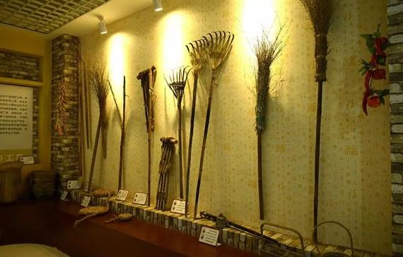 學校農耕文化展覽館 江津區雙福第二小學校供圖 華龍網發
