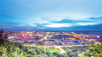 沙坪坝:大通道带动大物流 大口岸带来大产业